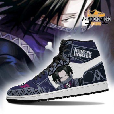 Feitan Hunter X Sneakers Cool Face Hxh Anime Shoes Jd