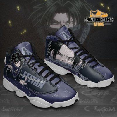 Feitan Jd13 Sneakers Hunter X Custom Anime Shoes