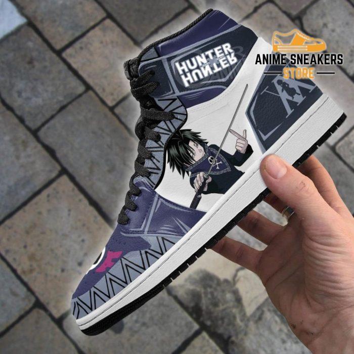 Feitan Hunter X Sneakers Custom Hxh Anime Shoes Jd