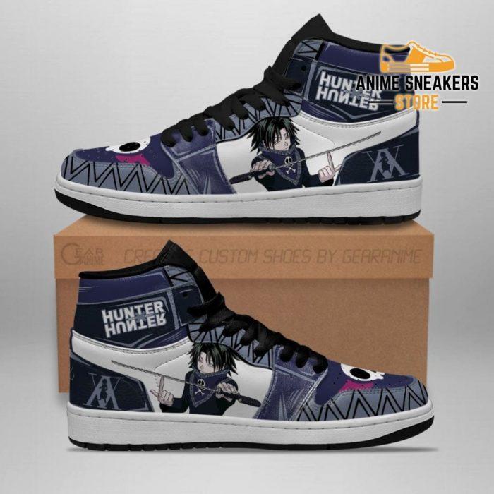Feitan Hunter X Sneakers Custom Hxh Anime Shoes Men / Us6.5 Jd