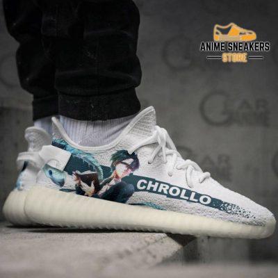 Chrollo Lucilfer Shoes Hunter X Anime Sneakers Tt10 Yeezy