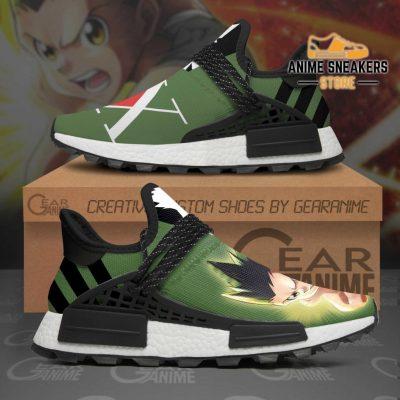 Hxh Gon Shoes Hunter X Custom Tt11 Nmd