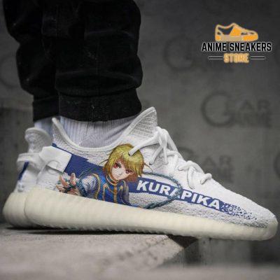 Kurapika Shoes Hunter X Anime Sneakers Tt10 Yeezy