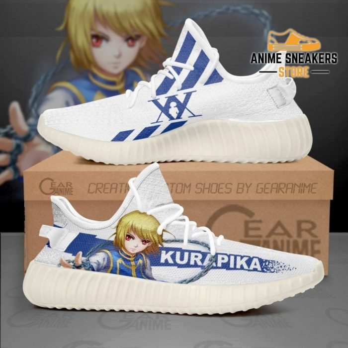 Kurapika Shoes Hunter X Anime Sneakers Tt10 Men / Us6 Yeezy