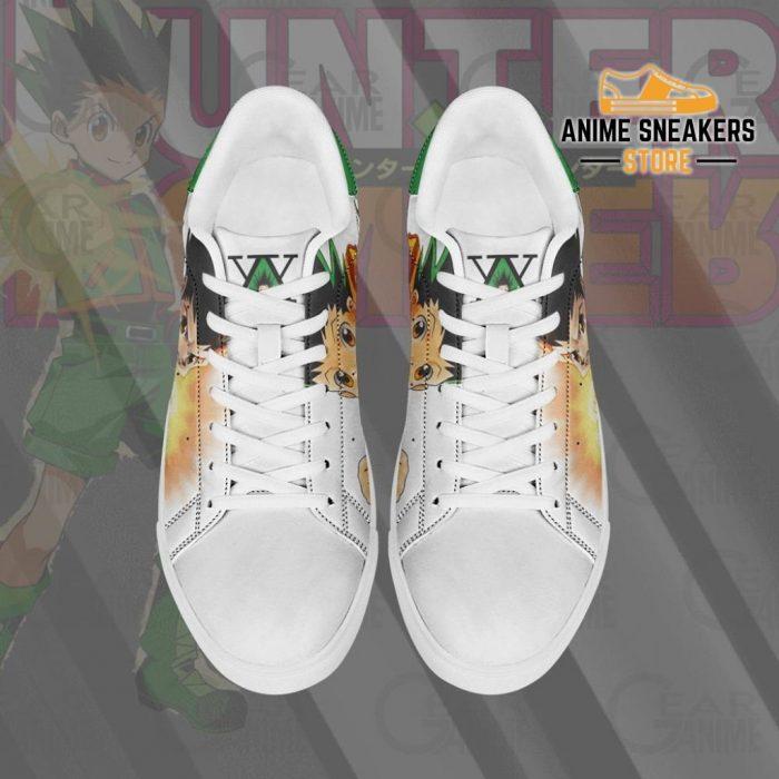 Hxh Gon Skate Shoes Hunter X Anime Pn11
