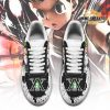 Gon Sneakers Custom Hunter X Anime Shoes Fan Pt05 Air Force
