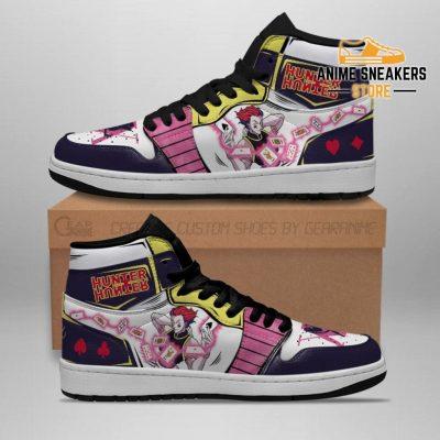 Hisoka Hunter X Sneakers Magician Hxh Anime Shoes Jd