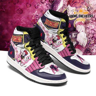 Hisoka Hunter X Sneakers Magician Hxh Anime Shoes Men / Us6.5 Jd