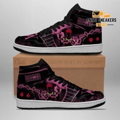 Hisoka Hunter X Sneakers Power Hxh Anime Shoes Jd