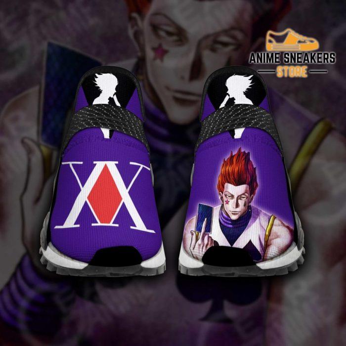 Hxh Hisoka Shoes Hunter X Custom Tt11 Men / Us6 Nmd