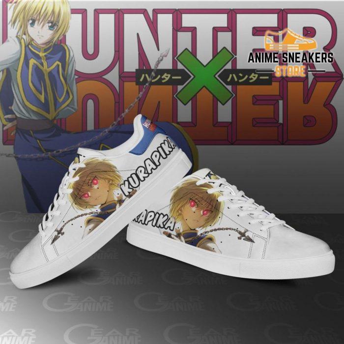Kurapika Skate Shoes Hunter X Anime Pn11