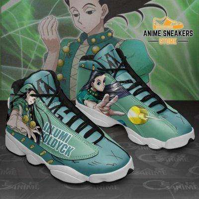 Illumi Zoldyck Jd13 Sneakers Hunter X Custom Anime Shoes