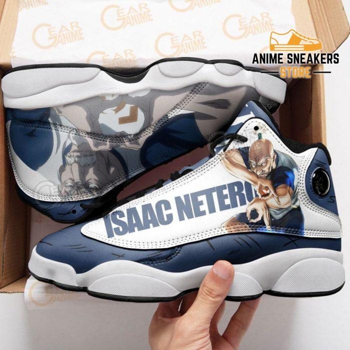 Isaac Netero Jd13 Sneakers Hunter X Custom Anime Shoes