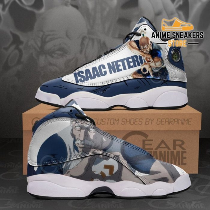 Isaac Netero Jd13 Sneakers Hunter X Custom Anime Shoes Men / Us6