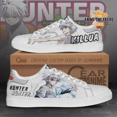 Killua Skate Shoes Hunter X Anime Pn11 Men / Us6