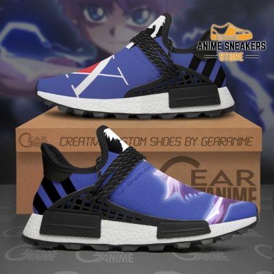 Hxh Killua Shoes Hunter X Custom Tt11 Nmd