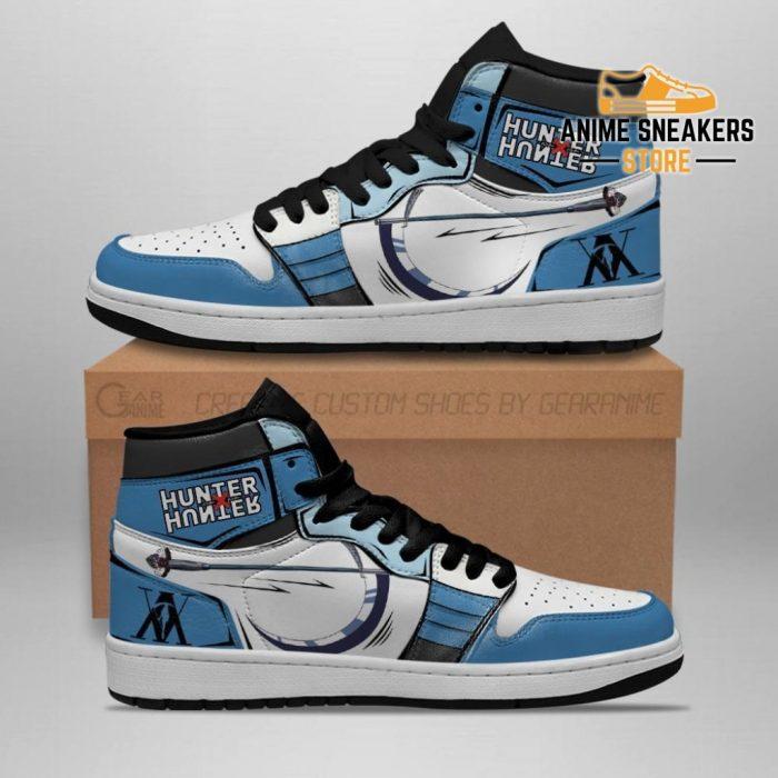Kite Hunter X Sneakers Scythe Hxh Anime Shoes Men / Us6.5 Jd