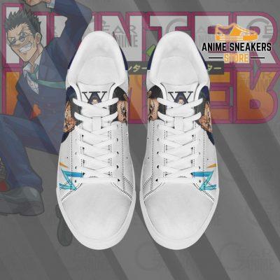 Leorio Skate Shoes Hunter X Anime Pn11