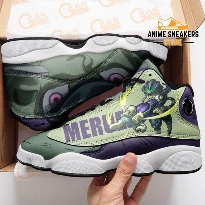 Meruem Jd13 Sneakers Hunter X Custom Anime Shoes