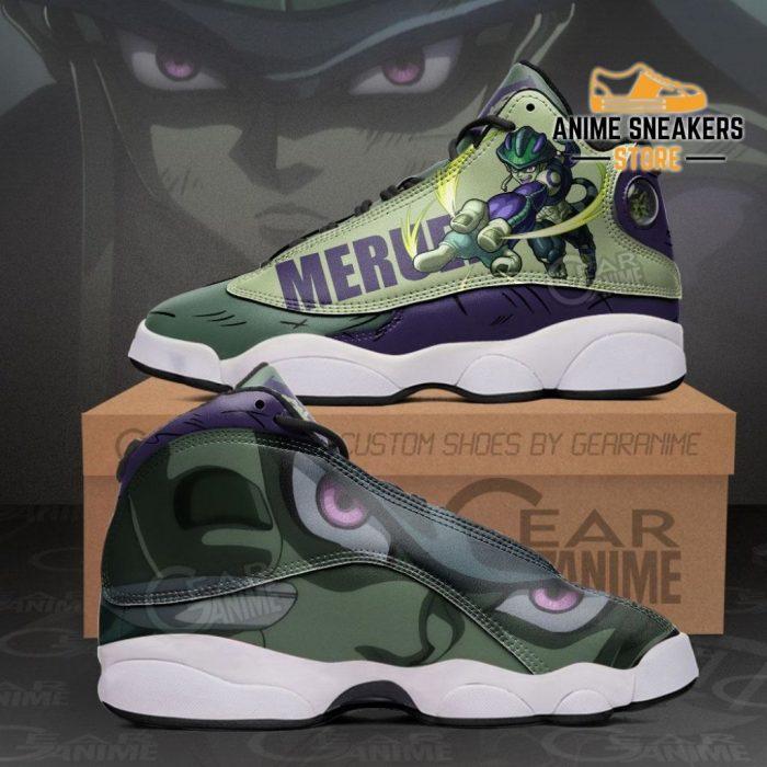 Meruem Jd13 Sneakers Hunter X Custom Anime Shoes Men / Us6
