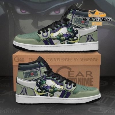 Meruem Hunter X Sneakers Hxh Anime Shoes Men / Us6.5 Jd