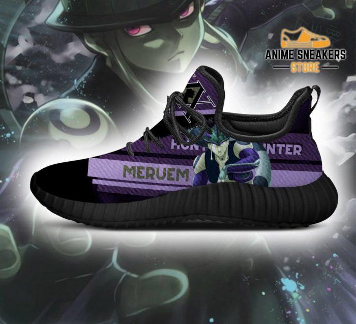 Hunter X Meruem Reze Shoes Custom Hxh Anime Sneakers