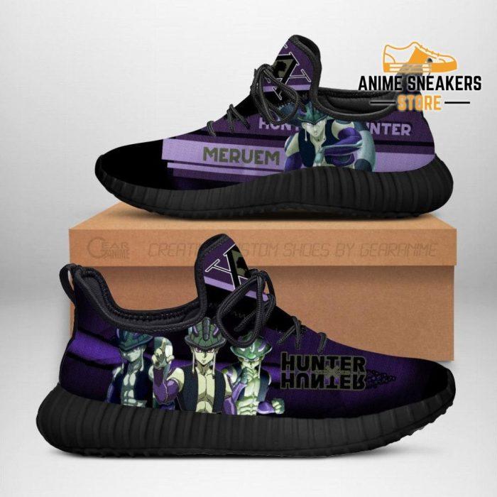 Hunter X Meruem Reze Shoes Custom Hxh Anime Sneakers Men / Us6