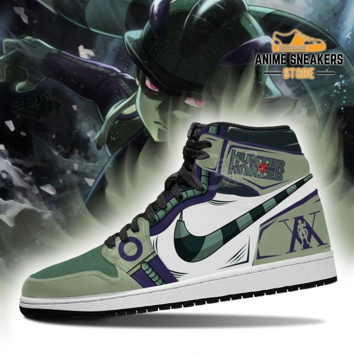 Meruem Hunter X Sneakers Skin Hxh Anime Shoes Jd