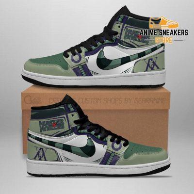Meruem Hunter X Sneakers Skin Hxh Anime Shoes Men / Us6.5 Jd