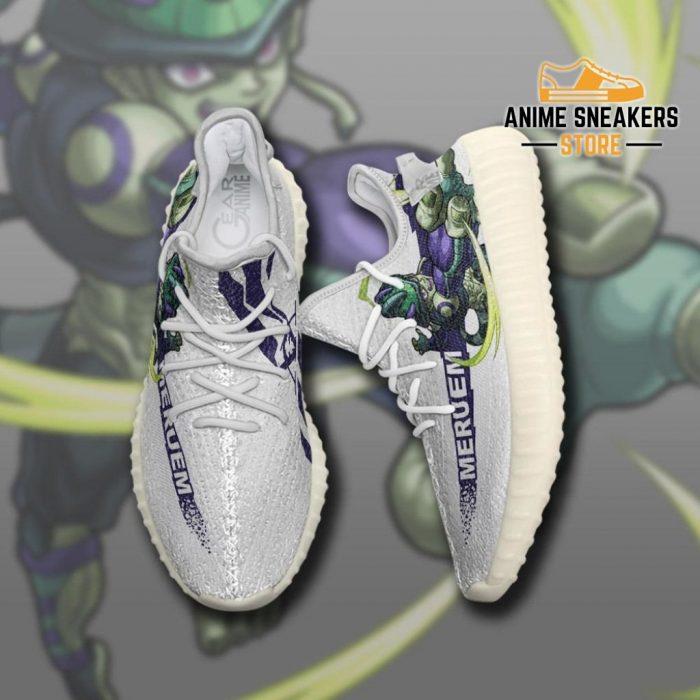 Meruem Shoes Hunter X Custom Anime Tt10 Yeezy
