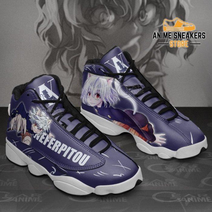Neferpitou Jd13 Sneakers Hunter X Custom Anime Shoes