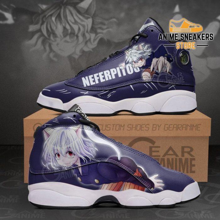 Neferpitou Jd13 Sneakers Hunter X Custom Anime Shoes Men / Us6