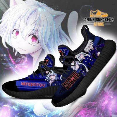 Hunter X Neferpitou Reze Shoes Custom Hxh Anime Sneakers