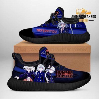 Hunter X Neferpitou Reze Shoes Custom Hxh Anime Sneakers Men / Us6