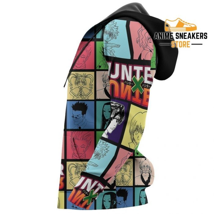 Hunter X Shirt Sweater Hxh Anime Hoodie Jacket All Over Printed Shirts