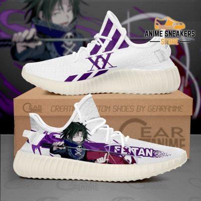Feitan Shoes Hunter X Custom Anime Tt10 Men / Us6 Yeezy
