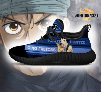 Hunter X Ging Freecss Reze Shoes Custom Anime Sneakers