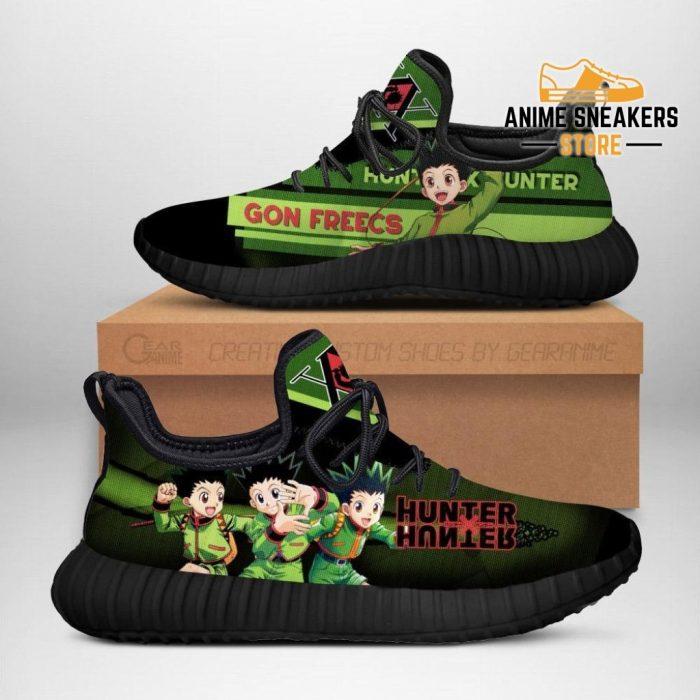 Hunter X Gon Freecss Reze Shoes Custom Hxh Anime Sneakers Men / Us6