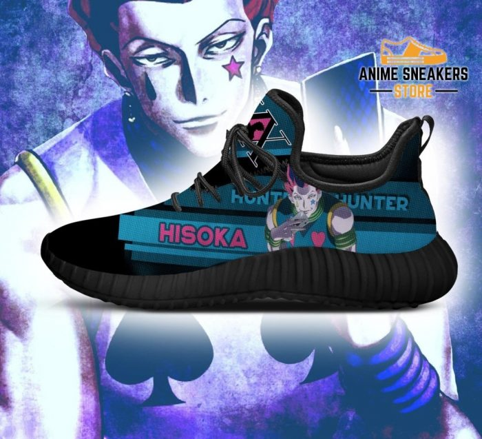 Hunter X Hisoka Reze Shoes Custom Hxh Anime Sneakers