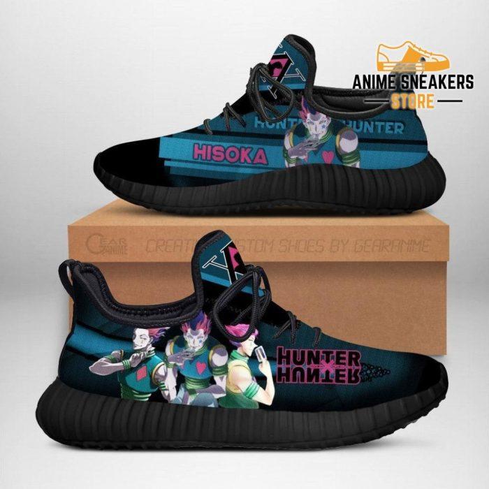 Hunter X Hisoka Reze Shoes Custom Hxh Anime Sneakers Men / Us6