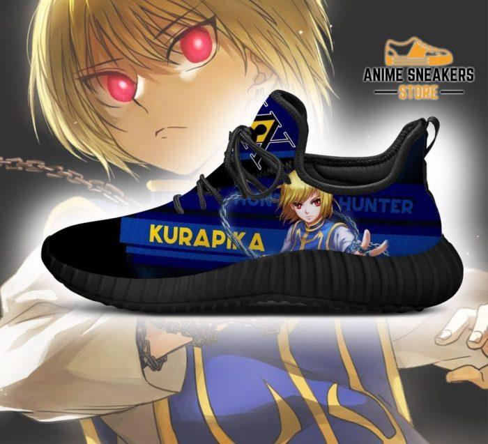 Hunter X Kurapika Reze Shoes Custom Hxh Anime Sneakers