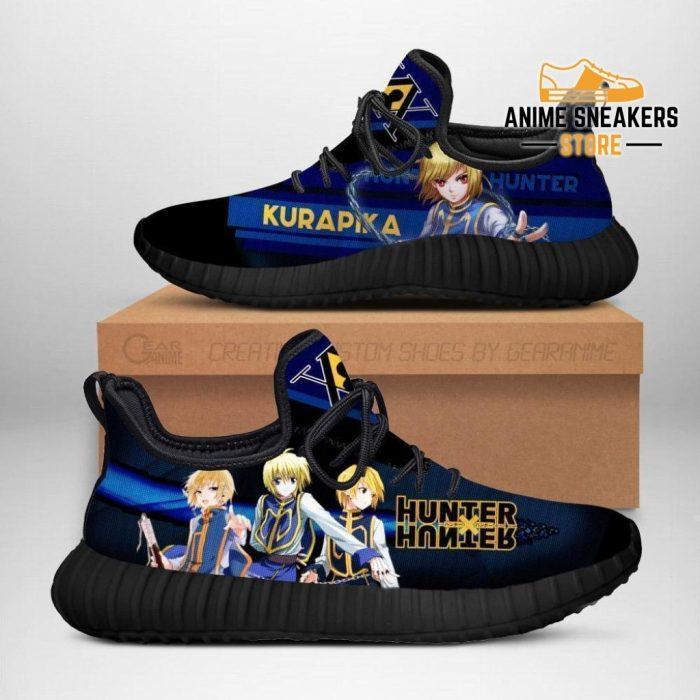Hunter X Kurapika Reze Shoes Custom Hxh Anime Sneakers Men / Us6