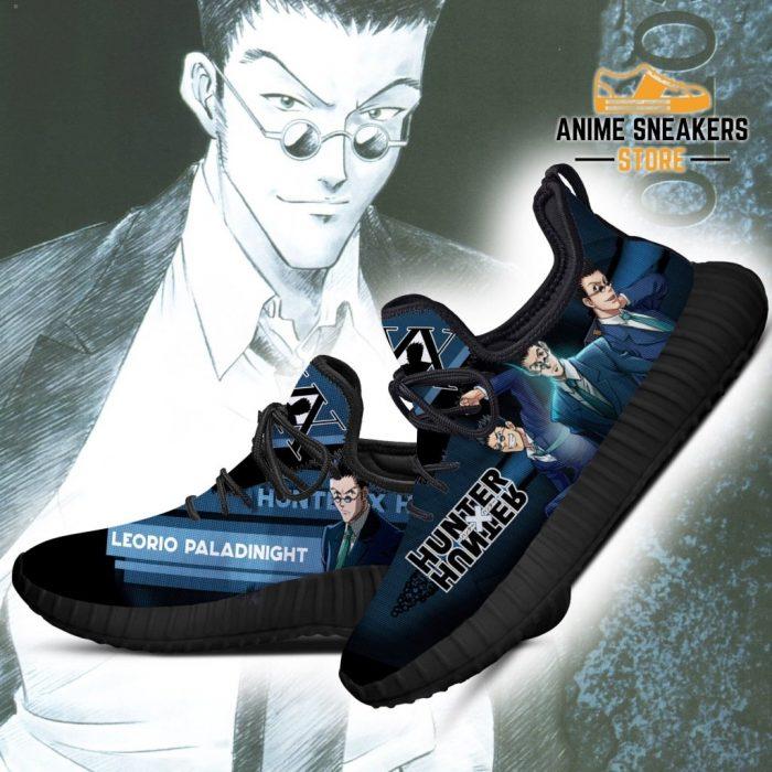 Hunter X Leorio Reze Shoes Custom Hxh Anime Sneakers