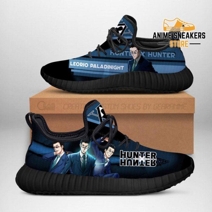 Hunter X Leorio Reze Shoes Custom Hxh Anime Sneakers Men / Us6