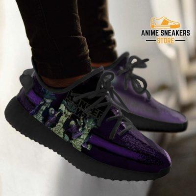 Meruem Yeezy Shoes Custom Hunter X Anime Sneakers Fan Gift Tt04