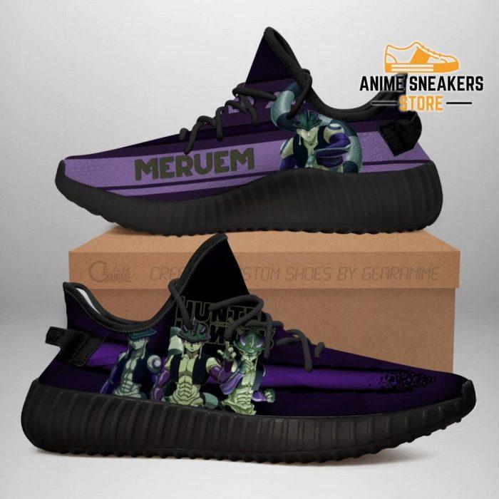 Meruem Yeezy Shoes Custom Hunter X Anime Sneakers Fan Gift Tt04 Men / Us6