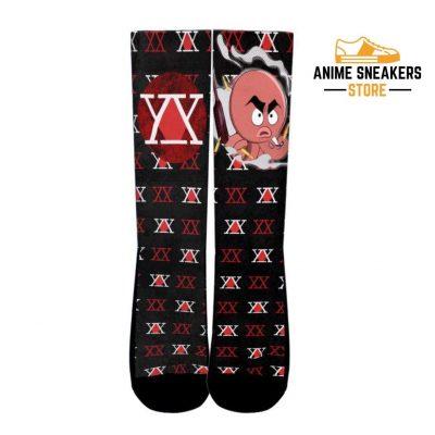 Hunter X Socks Ikalgo Symbol Hxh Anime Costume