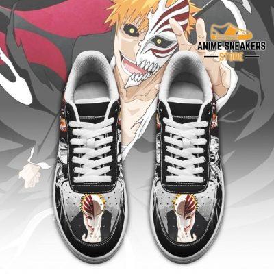 Ichigo Hollow Sneakers Bleach Anime Shoes Fan Gift Idea Pt05 Air Force