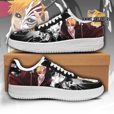 Ichigo Hollow Sneakers Bleach Anime Shoes Fan Gift Idea Pt05 Men / Us6.5 Air Force