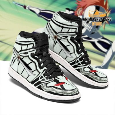 Ichigo Shoes Hollow Fullbringer Sneakers High Top Bleach Jd